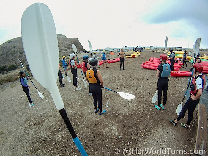 Channel Islands: Sea Kayaking Adventure | As Her World Turns
