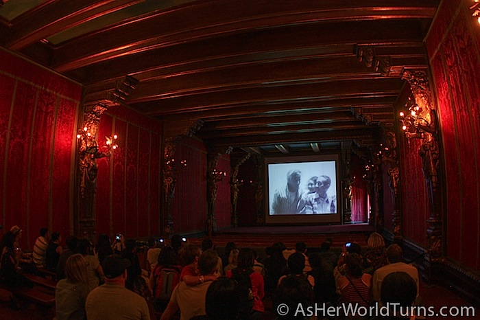 Hearst Castle Grand Rooms Tour As Her World Turns