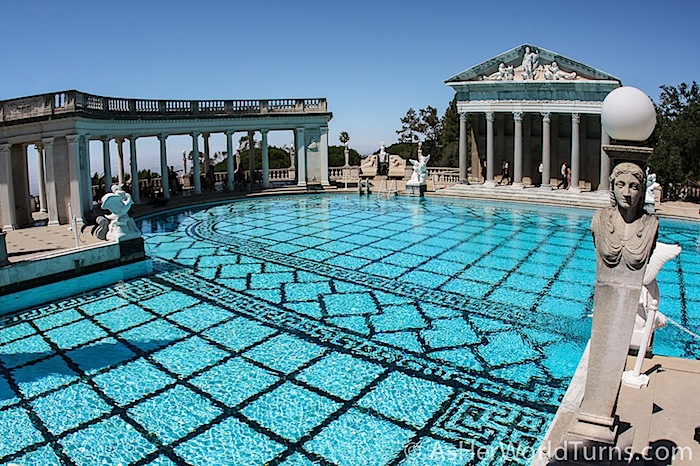 Hearst Castle Cottages And Kitchen Tour As Her World Turns