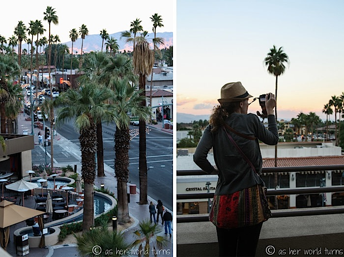 Palm Springs Getaway As Her World Turns