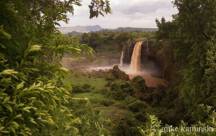 How i should ve planned my trip to ethiopia as her world turns River flowing from the garden of eden