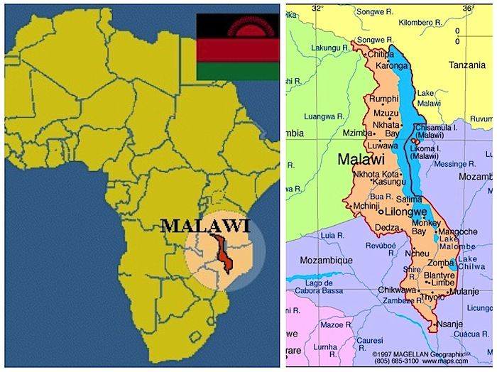 Meet Malawi As Her World Turns