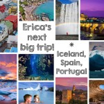 Iceland, Spain, Portugal – My Next Adventure!