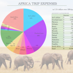 I spent HOW much in Africa?!