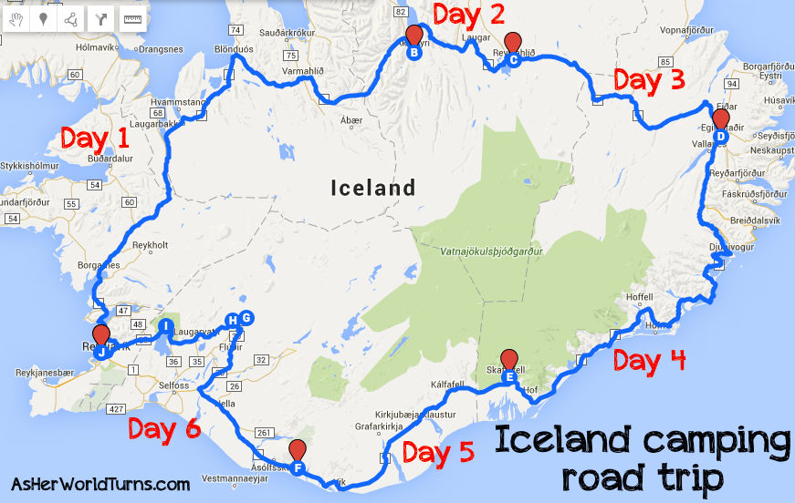 Which Towns To Stay In Iceland Ring Road
