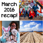 March 2016: Party in the USA