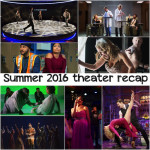 Summer 2016: NYC Theater Guide
