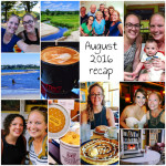 How I Spent August 2016