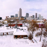 Denver: Sightseeing and a Snowstorm