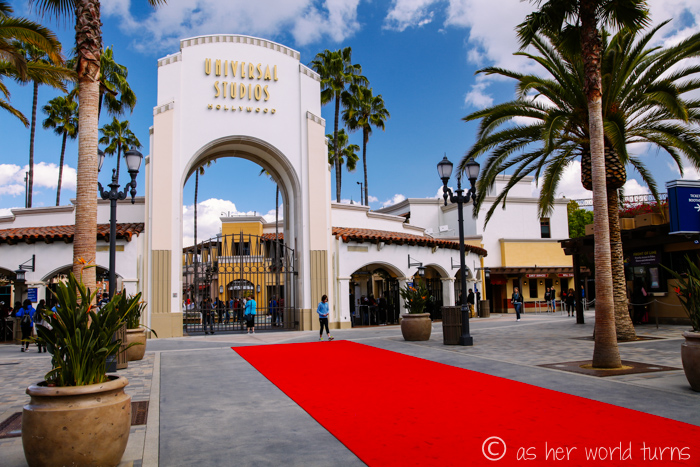 Backlot Tour Universal Studios Hollywood As Her World Turns