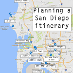 Planning a San Diego Itinerary