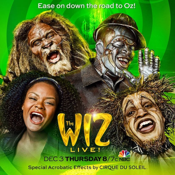 Behind the Scenes – The Wiz Live! | As Her World Turns